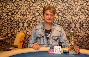Konstantin Marks Super 50 võitja