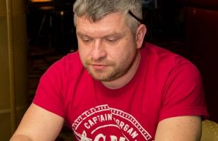 Dmitri Mozgovoi