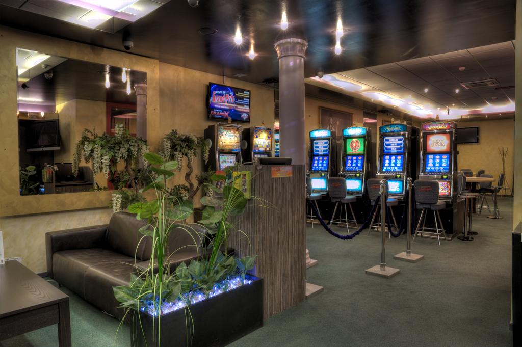Casino grand prix pärnu